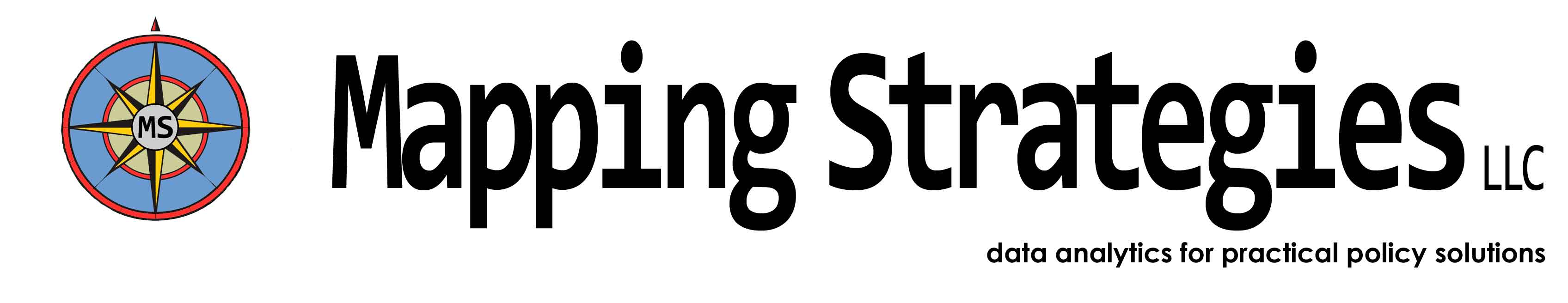 Mapping Strategies LLC Logo
