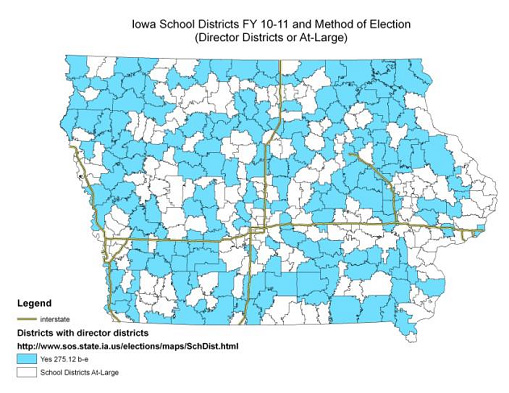 Redistricting: Your School District